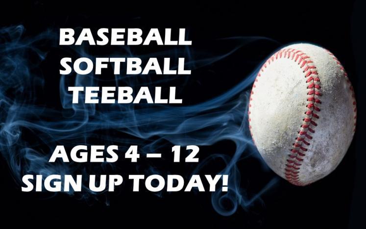 Baseball & Softball Signup